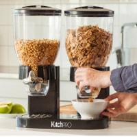 Behållare till frukostflingorna - KitchPro Cornflakes Dispenser
