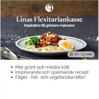 Hälsosam present med Linas matkasse - Flexitariankasse