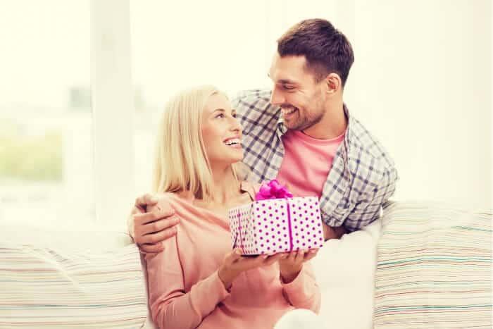 Kärlekspresent till flickvän