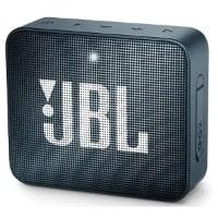 Högtalare JBL go 2 som present för den musikintresserade killen