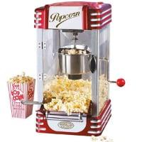 Retro popcornmaskin i present till pappa