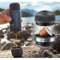 Nanopresso portabelt espresso-set
