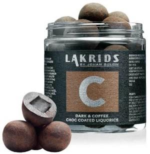 Chokladlakritspraliner - Lakrids by Johan Bülow