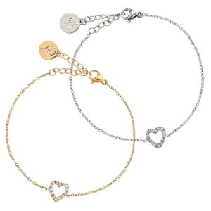 Edblad - Armband, Glow Heart som klassisk studentpresent till tjej
