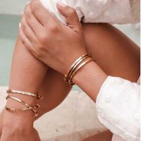 Armband med budskap som klassisk kärlekspresent