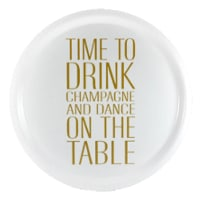 Bricka - Time to drink champagne and dance on the table