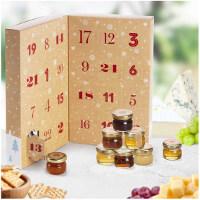Marmeladkalender som julkalender