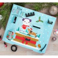 Miss Cutie Pie Sminkkalender som julkalender