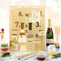 12-dagarskalender med drinkbubblor - Pimp your prosecco