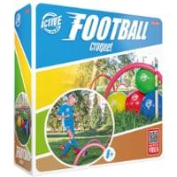 Tactic utomhusspel fotbollskrocket