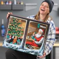 Verktygskalender - julkalendern för hemmafixare